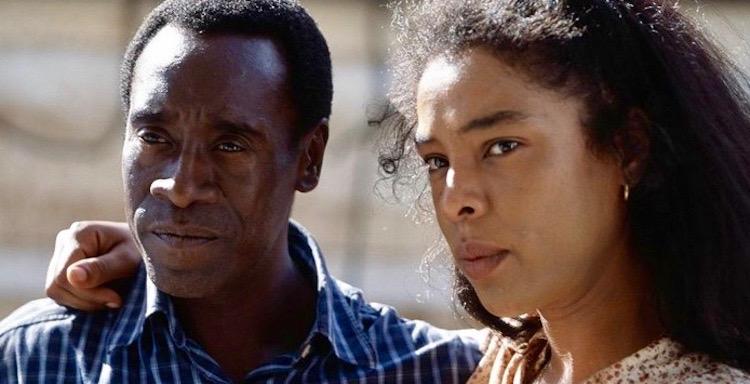 Hotel Rwanda movie Don Cheadle Sophie Okonedo