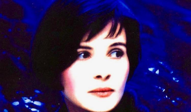 Three Colors Blue movie Juliette Binoche