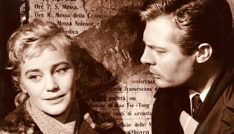 White Nights Marcello Mastroianni Maria Schell