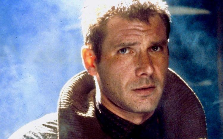Blade Runner Harrison Ford Rick Deckard