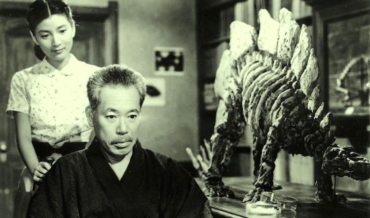 Godzilla 1954 Momoko Kôchi Takashi Shimura