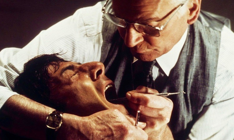 Marathon Man movie Laurence Olivier Dustin Hoffman