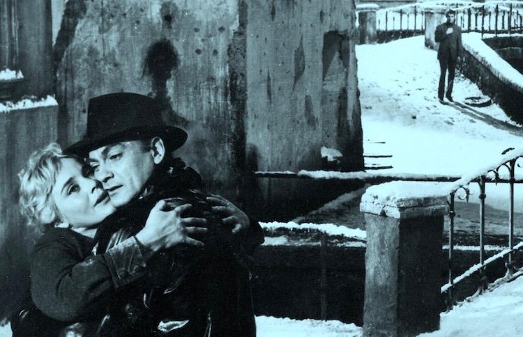 White Nights movie Jean Marais Maria Schell