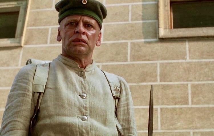 Woyzeck film Klaus Kinski