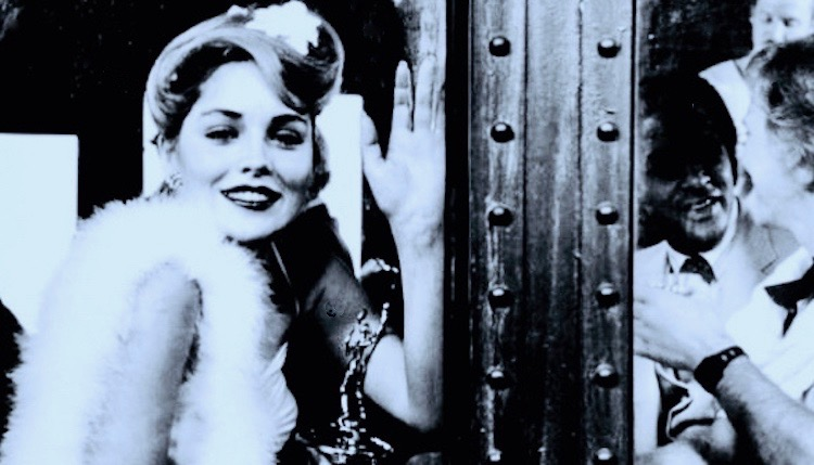 Stardust Memories movie Sharon Stone