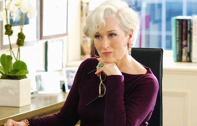 The Devil Wears Prada movie Meryl Streep