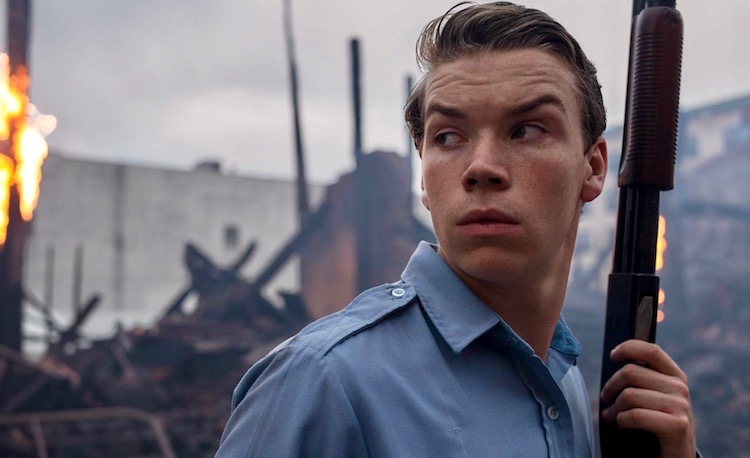Detroit movie Will Poulter