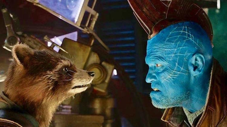 Guardians of the Galaxy Vol. 2 Michael Rooker as Yondu Rocket Raccoon