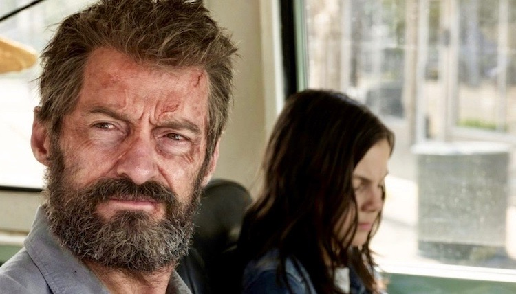 Logan movie Hugh Jackman Dafne Keen