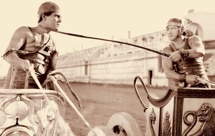 Ben-Hur: A Tale of the Christ movie Ramon Novarro Francis X. Bushman