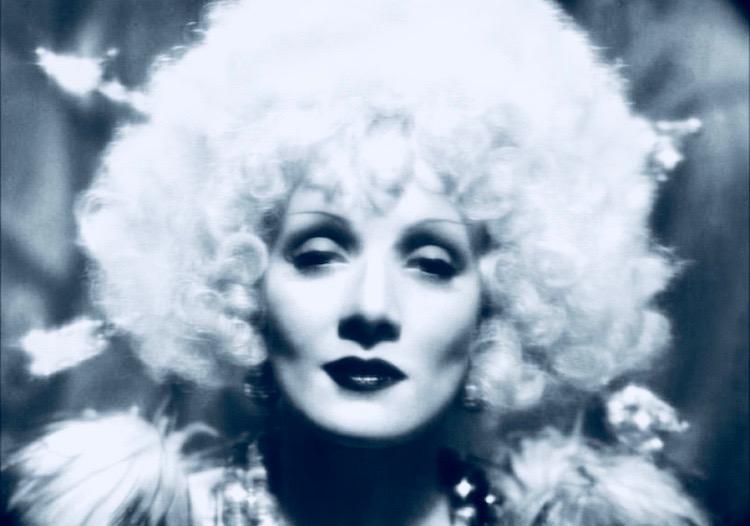 Blonde Venus Marlene Dietrich