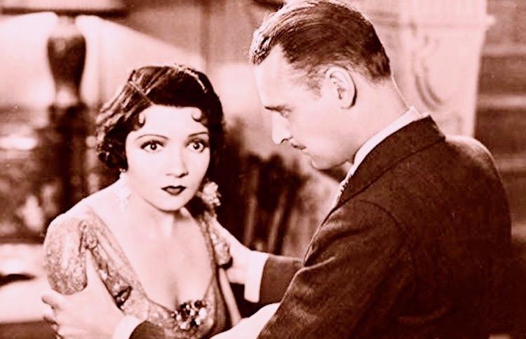 The Misleading Lady Claudette Colbert George Meeker