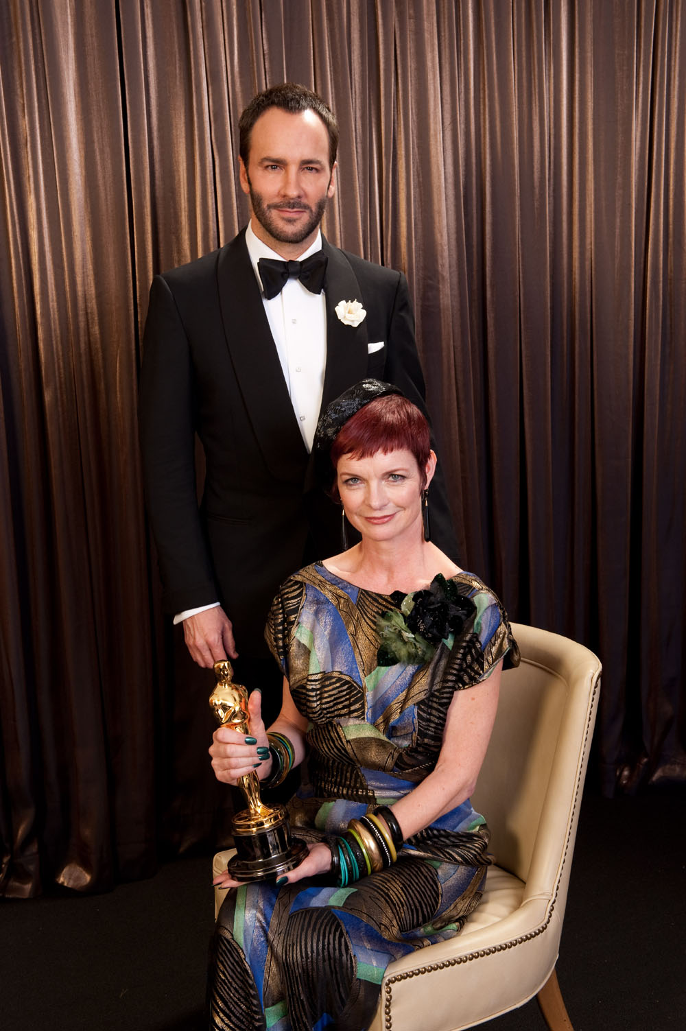 Tom Ford, Sandy Powell
