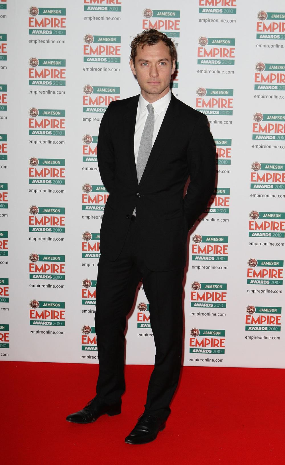 Jude Law Empire Awards