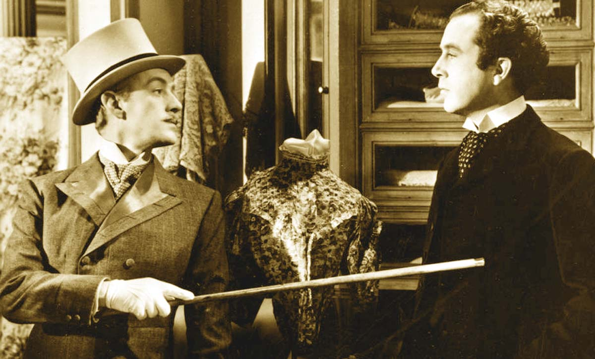 Alec Guinness Kind Hearts and Coronets Dennis Price