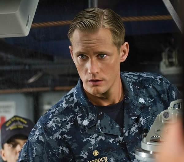 Alexander Skarsgard Battleship