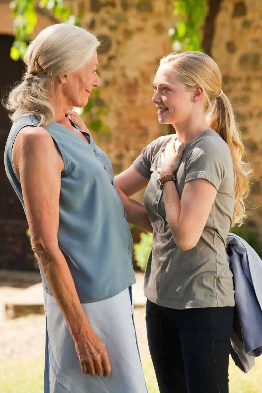 Vanessa Redgrave, Amanda Seyfried Letters to Juliet