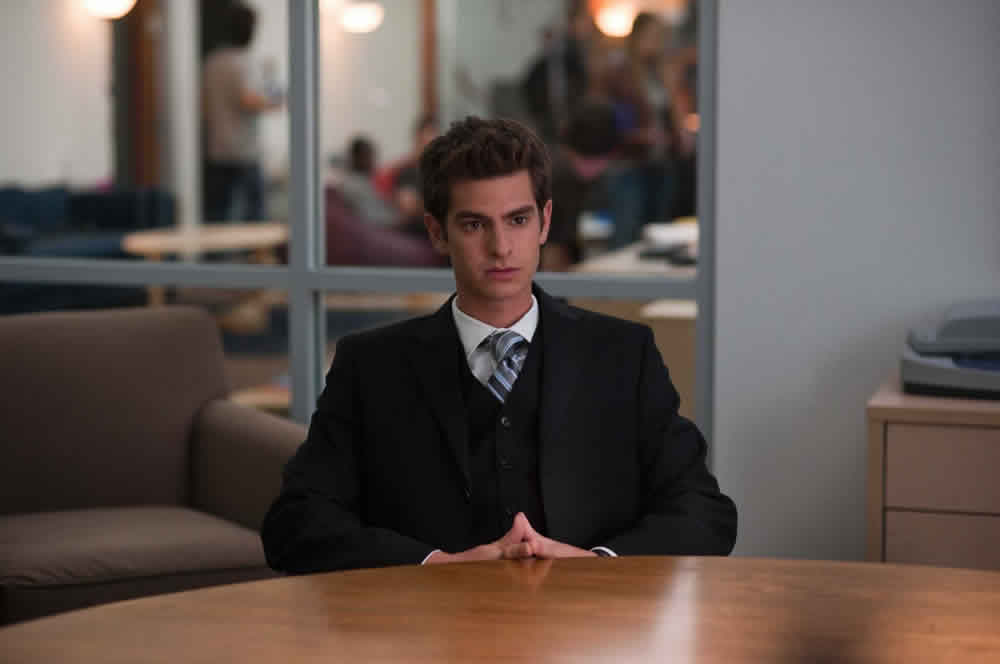 Andrew Garfield, The Social Network