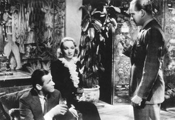 Angel Ernst Lubitsch Marlene Dietrich Herbert Marshall Melvyn Douglas