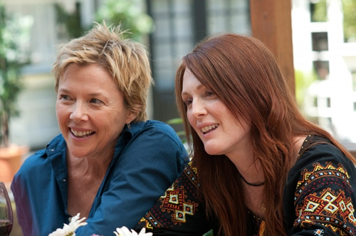 Annette Bening Julianne Moore The Kids Are All Right
