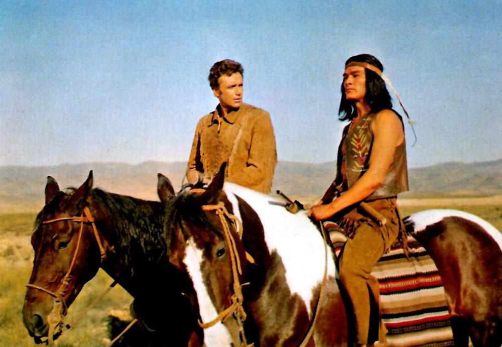 Anthony Steffen, Daniel Martin The Last Tomahawk