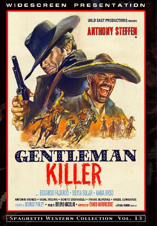 Anthony Steffen Gentleman Killer