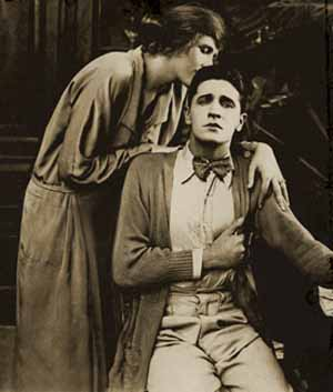 Ivor Novello in Call of the Blood by Louis Mercanton