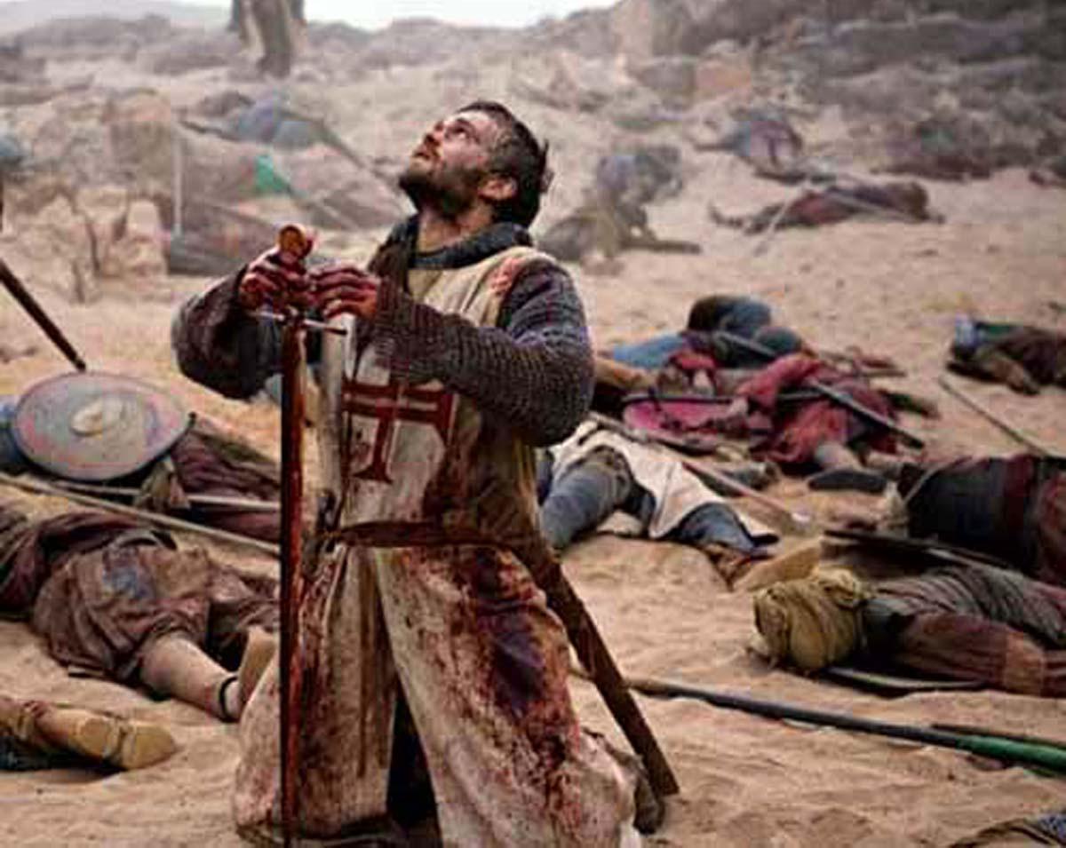 Arn the Knight Templar series and movies Joakim Nätterqvist