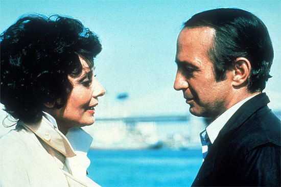 Audrey Hepburn, Ben Gazzara, They All Laughed
