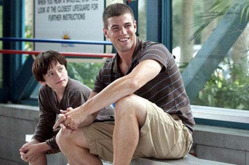 Austin Stowell, Dolphin Tale, Nathan Gamble