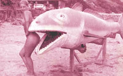 Bacalhau filme killer fish