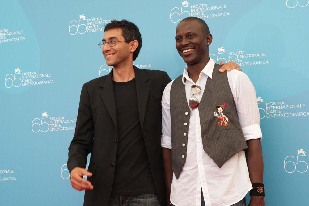 Ramin Bahrani Souleymane Sy Savane