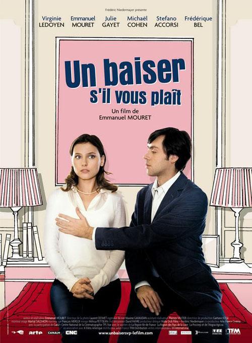 Shall We Kiss? with Virginie Ledoyen, Emmanuel Mouret