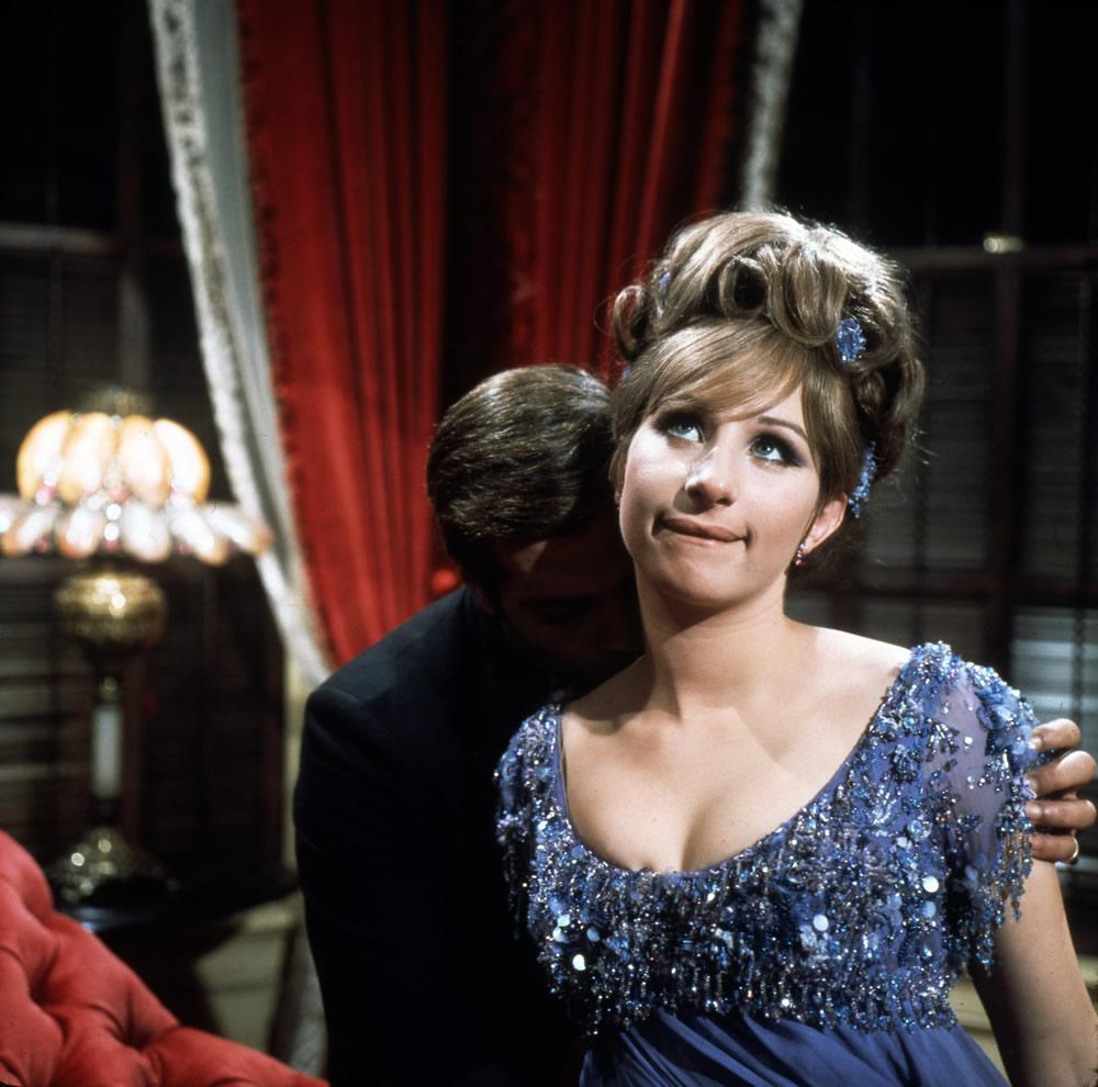 Funny Girl movie Barbra Streisand Omar Sharif