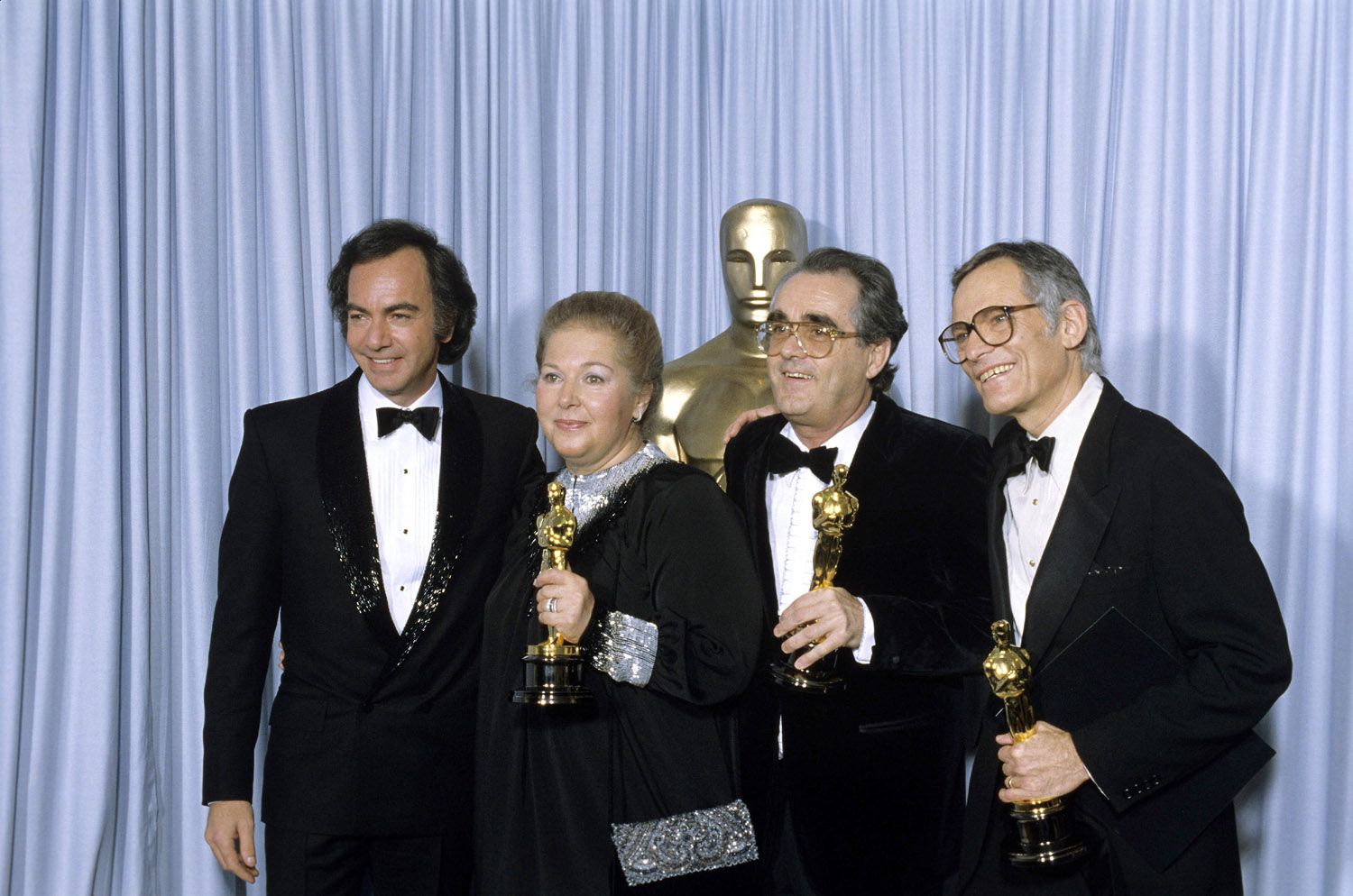 Neil Diamond Marilyn Bergman Michel Legrand Alan Bergman