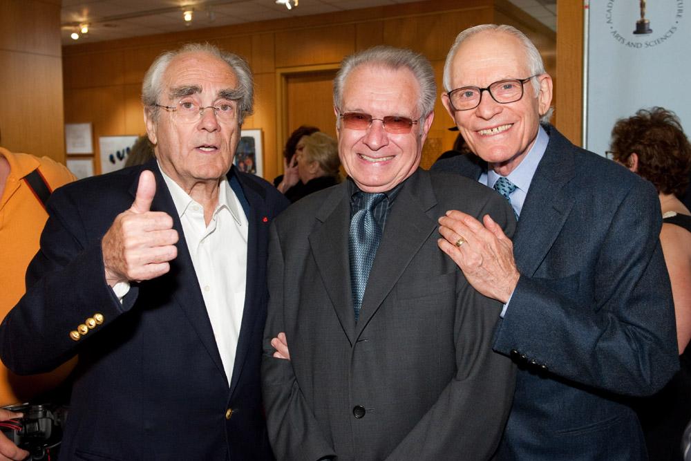 Michel Legrand, Dave Grusin, Alan Bergman