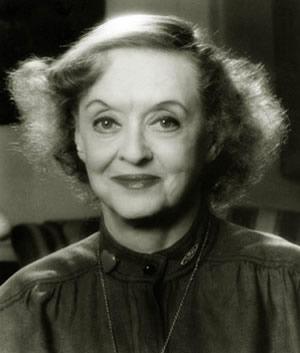 Bette Davis older