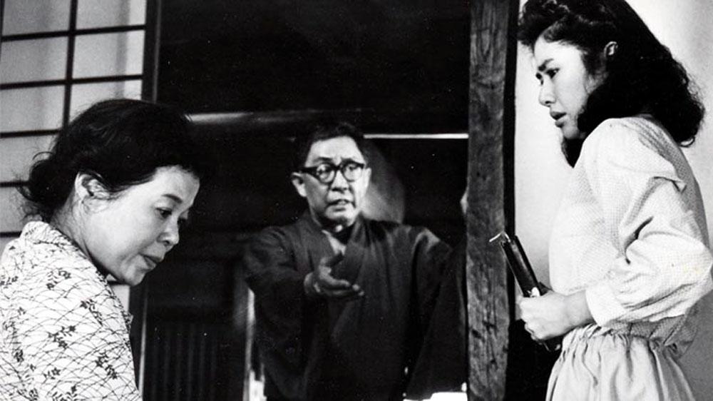 Black Rain Yoshiko Tanaka Shohei Imamura