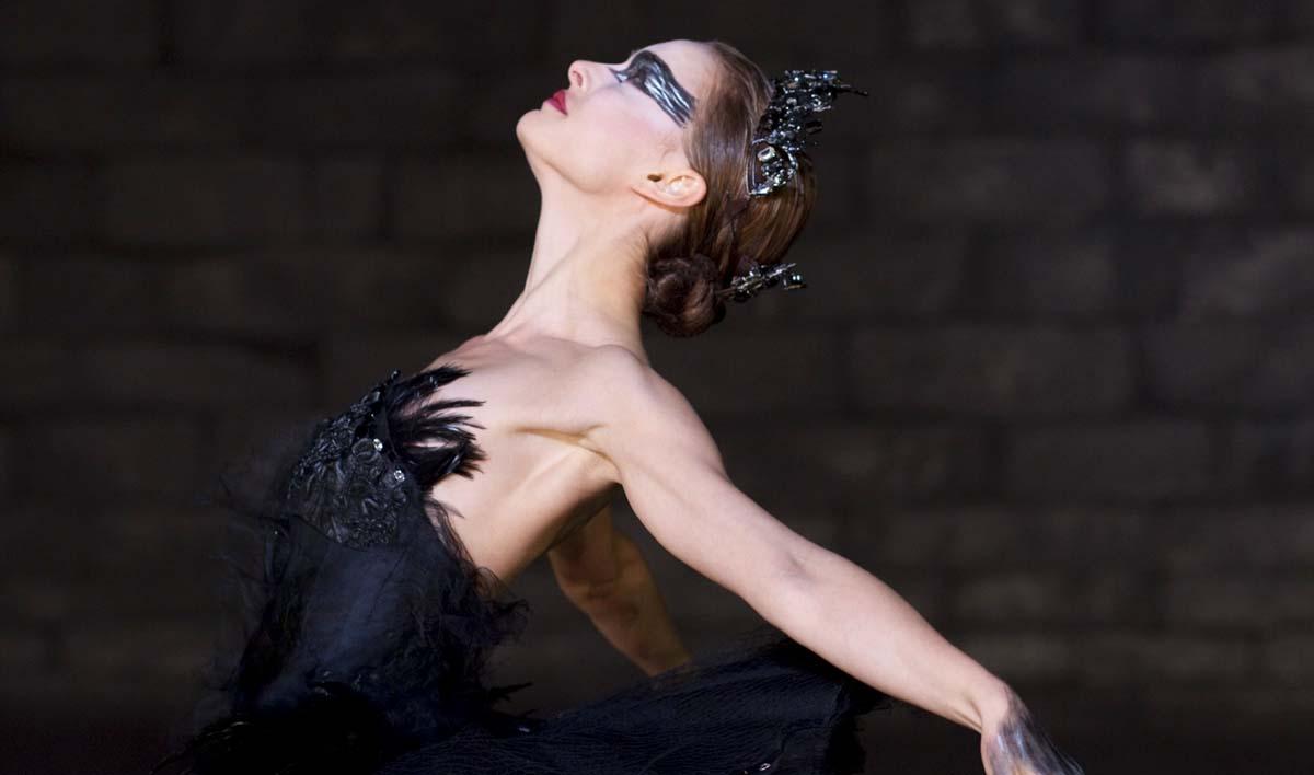 Black Swan Natalie Portman ballet dancing
