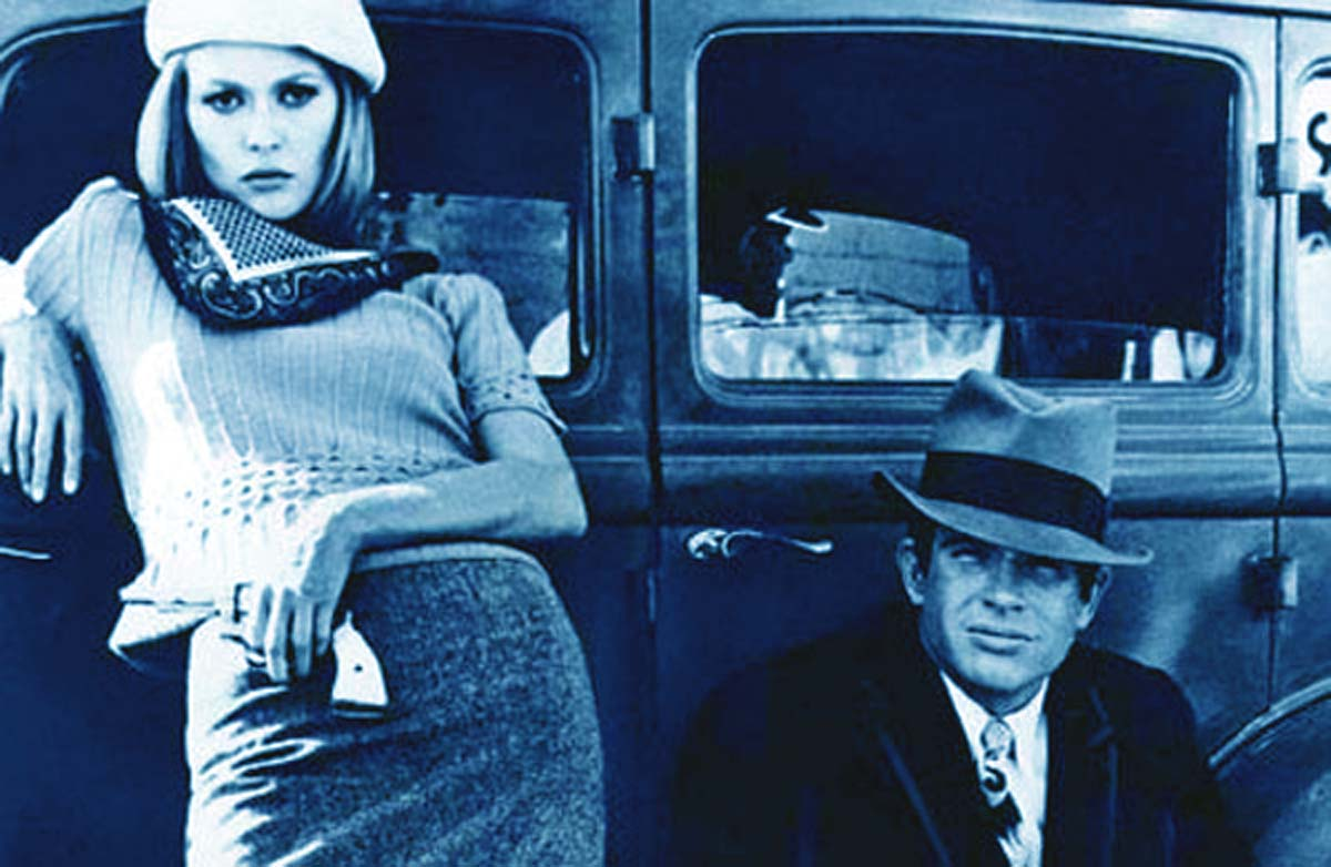 Faye Dunaway Warren Beatty Bonnie and Clyde