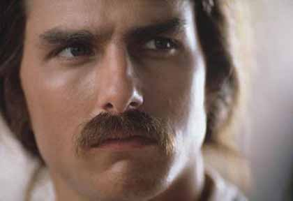 Tom Cruise in Born on the Fourth of July by Oliver Stone