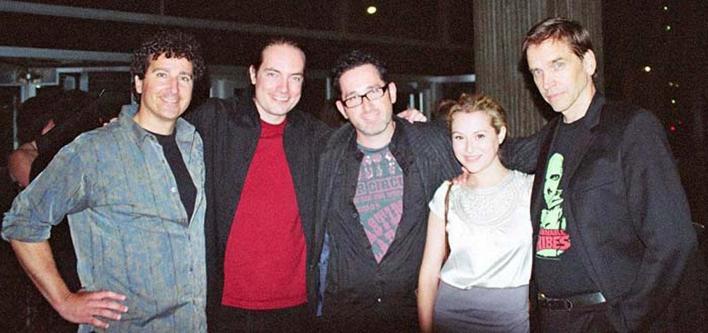 Darren Smith, Terance Zdunich, Darren Lynn Bousman, Alexa Vega, Bill Moseley: Fantasia Film Festival 2008