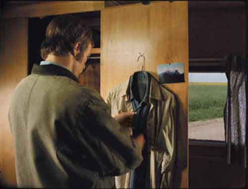 Brokeback Mountain, Heath Ledger, final scene