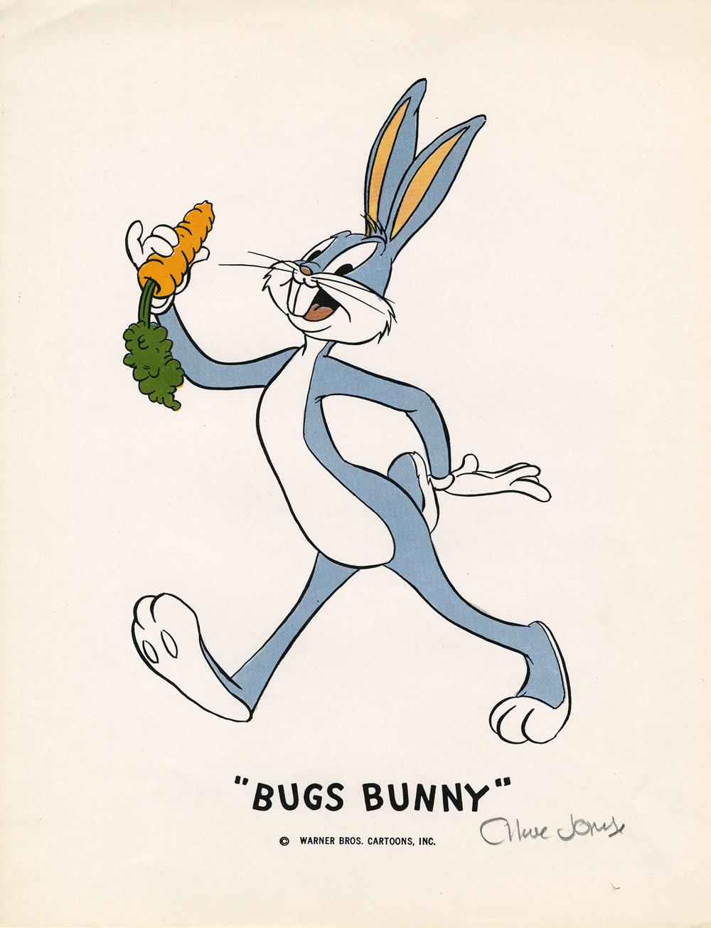 Bugs Bunny Chuck Jones