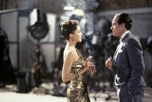 Bugsy Annette Bening Warren Beatty