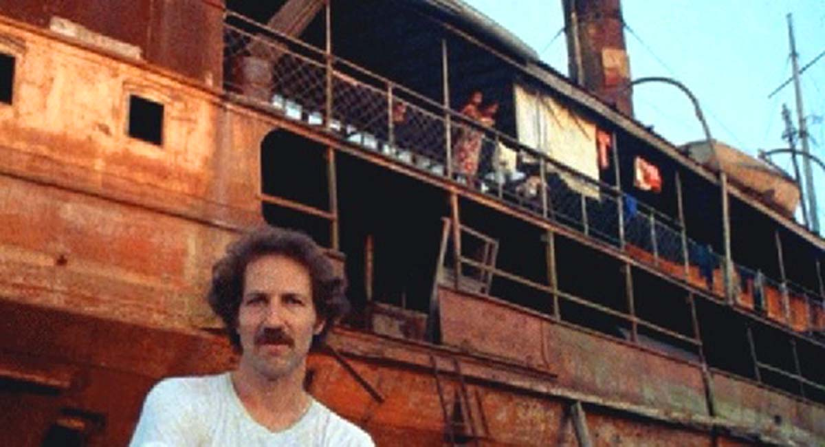 Burden of Dreams Werner Herzog