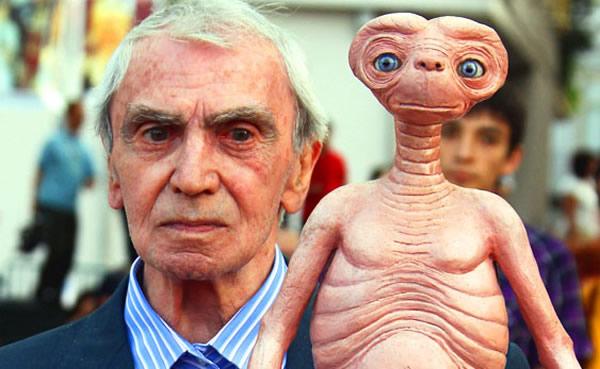 Carlo Rambaldi E.T. Creator