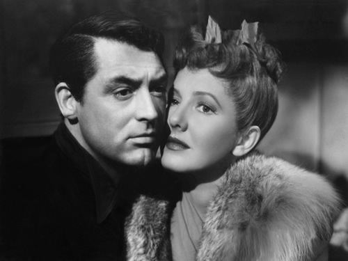 The Talk of the Town Cary Grant Jean Arthur: George Stevens social commentary