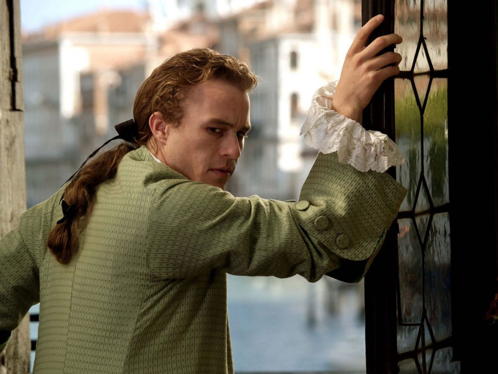 Heath Ledger in Casanova