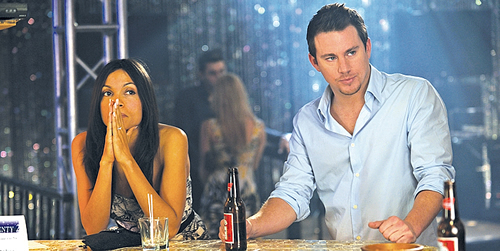 Rosario Dawson Channing Tatum Ten Year
